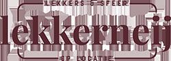 Lekkerneij  Logo